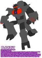 VERTEX: Blackout by InvaderToum