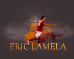 Eric Lamela Wallpaper by Fare-S-tar
