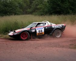 :: lancia stratos :: by Banshee07