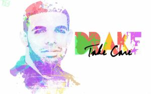 Drake Take Care by Ty11191