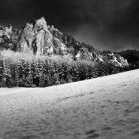 -White crag- by Janek-Sedlar