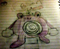Really Old Poliwhirl by BackOffEdsMine