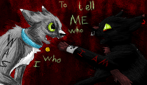 To tell me who I am, who I was by Silvy-Fret