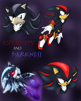 Eternity and Darkness by Jessica-the-Hedgehog