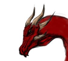 Red dragon by N647
