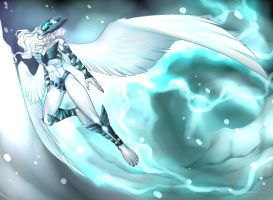 Val'kyr by SweetiePaws