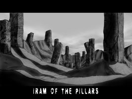 Iram of the pillars by Qsec