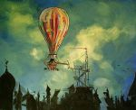 The balloon by PtrckKrkhF