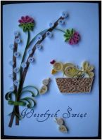Quilling - card 49 by Eti-chan
