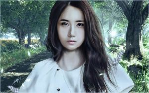 YOONA's Birthday by Jover-Design