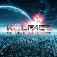 KillFac3 - As the world Burns by sectiongraphix