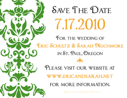 Save the Date by JennHolton