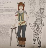 HTTYD - Jolt profile by MidoriEyes
