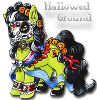 Hallowed ground by Khimera