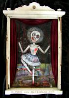 Puppet Play by FACE-tte-S--of-MARIA
