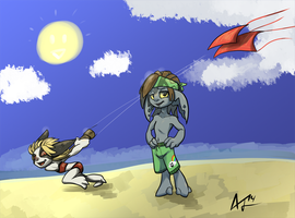 Tyrian Swimsuits! by RunicKnight