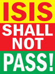 No Pasaran ISIS by Party9999999