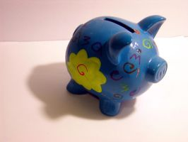 Piggybank by green-haiku