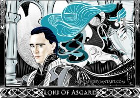 Loki of Asgard by Nero749