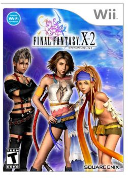Final Fantasy X-2 Wii Boxart by halo2fast