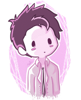 Castiel Icon by PinkBucky