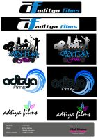 Logotype :Ad - Film making Co. by MadreMedia