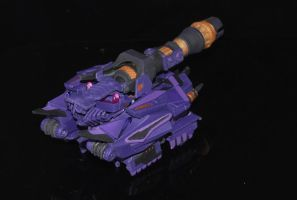 generations shockwave custom by Shenron-Customs