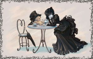 Tea for Two... by GoblinQueeen
