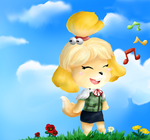Isabelle by GentleWillow
