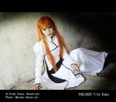 Orihime Inoue - The Light by ast3risk