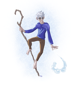 JackFrost by synndt