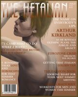 The Hetalian - Arthur Kirkland -July Issue by Elvinaelf