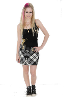 Avril Lavigne PNG 3 by LaariSellyLover