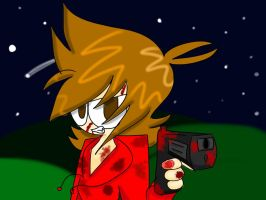 ::Night Killer ((Tord Fans Here)):: by charcoaling