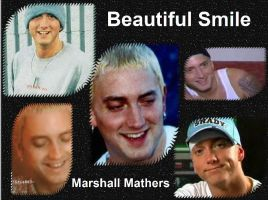 Eminem Smile by Eminem-Addict
