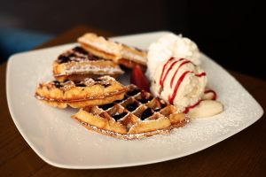 Combination Waffle 2 by MinhVisual