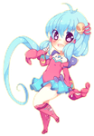 Sparkle Kawaii Candy by Yamio
