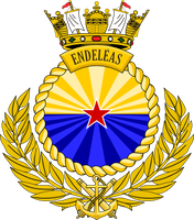 Ships Badge - Endeleas by Antrodemus