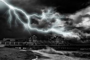 Lightning by Bazz-photography