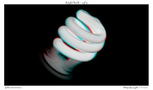 Light Bulb - ugly by yellowcaseartist