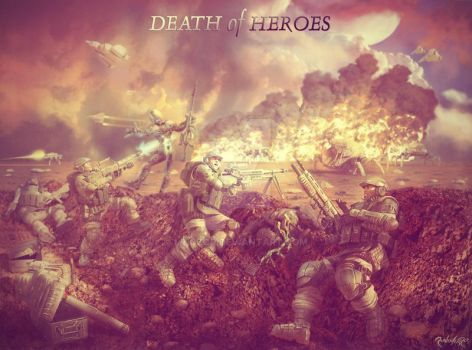 Death of heroes 02 by Likozor