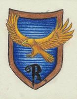 Ravenclaw Crest by Goldfog