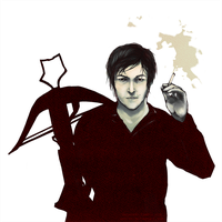 daryl dixon walking dead by eve-ko