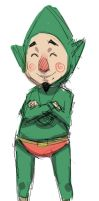 Tingle by ManiacPaint