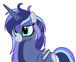 luna x shining armor auction (extended time) by iJessiePone