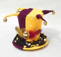 Tiny Top Hat: Court Jester by TinyTopHats