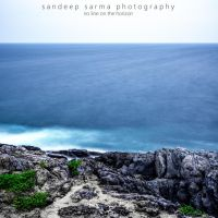 no line on the horizon by sandeepsarma