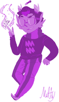 Color Scheme Eridan by AquariusAmpora