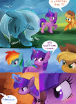 Equestria World - Page 37-A by StePandy