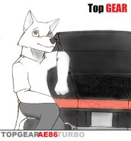 Top Gear Comic Cover by topgae86turbo